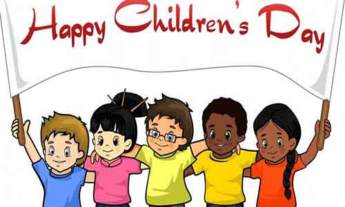 THE INTERNATIONAL CHILDREN'S DAY
