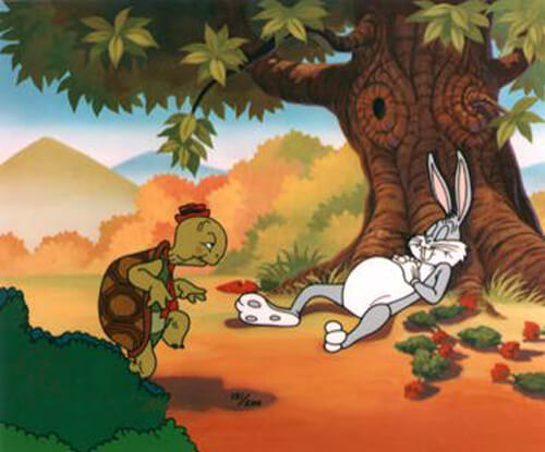 The Hare And The Tortoise Short Moral Stories For Kids In English